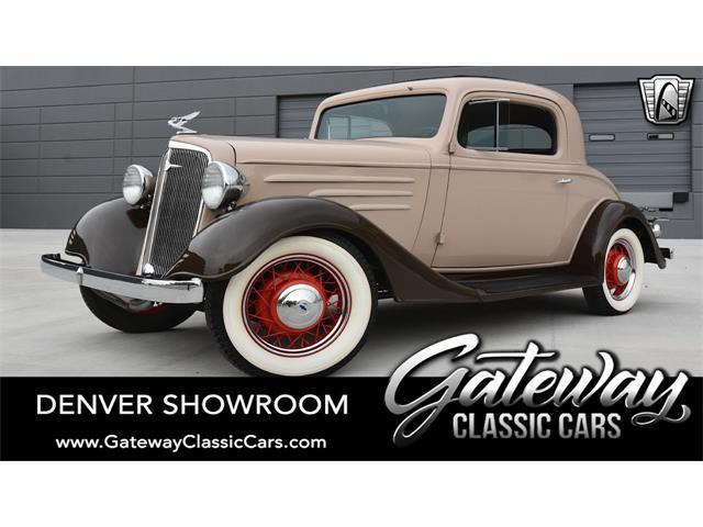 1935 Chevrolet Coupe (CC-1508407) for sale in O'Fallon, Illinois