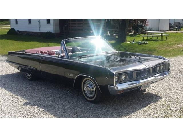 1968 Dodge Polara (CC-1508410) for sale in Cadillac, Michigan