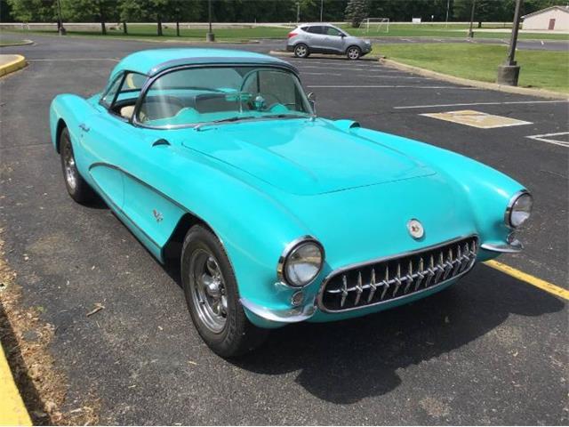 1956 Chevrolet Corvette (CC-1508411) for sale in Cadillac, Michigan