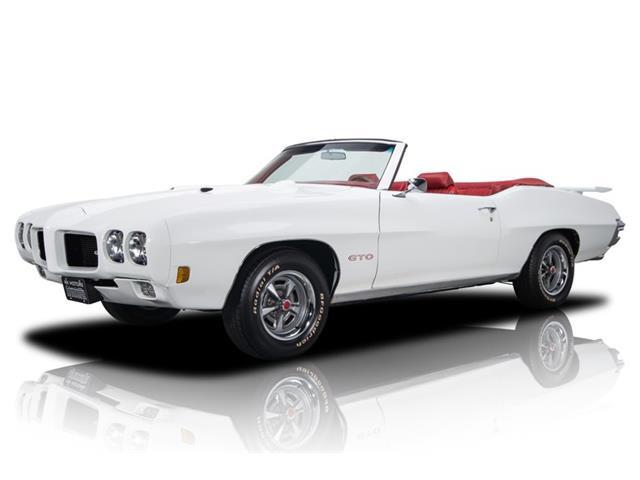 1970 Pontiac GTO (CC-1508412) for sale in Charlotte, North Carolina
