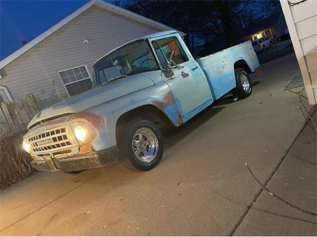 1964 International Pickup (CC-1508431) for sale in Cadillac, Michigan