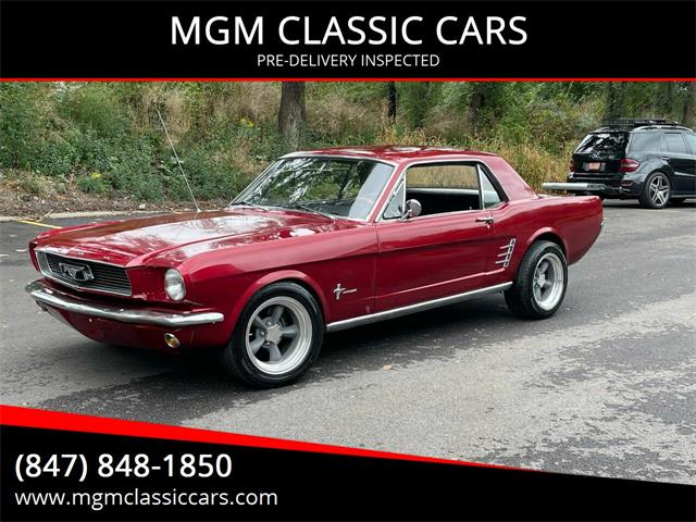 1966 Ford Mustang (CC-1508434) for sale in Addison, Illinois