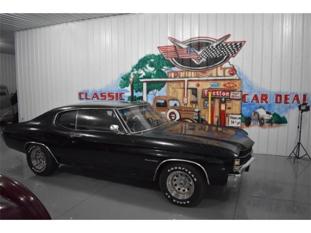 1971 Chevrolet Chevelle (CC-1508437) for sale in Cadillac, Michigan