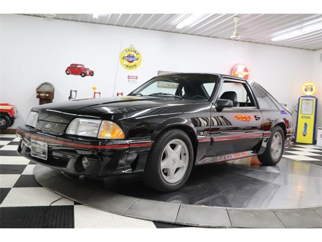 1987 Ford Mustang (CC-1508446) for sale in Clarence, Iowa
