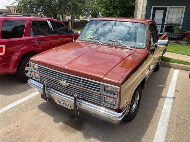 1983 Chevrolet C10 (CC-1508451) for sale in Cadillac, Michigan