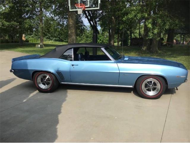 1969 Chevrolet Camaro (CC-1508462) for sale in Cadillac, Michigan