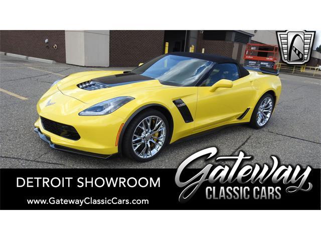 2016 Chevrolet Corvette (CC-1508474) for sale in O'Fallon, Illinois