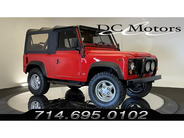 1997 Land Rover Defender (CC-1508508) for sale in Anaheim, California
