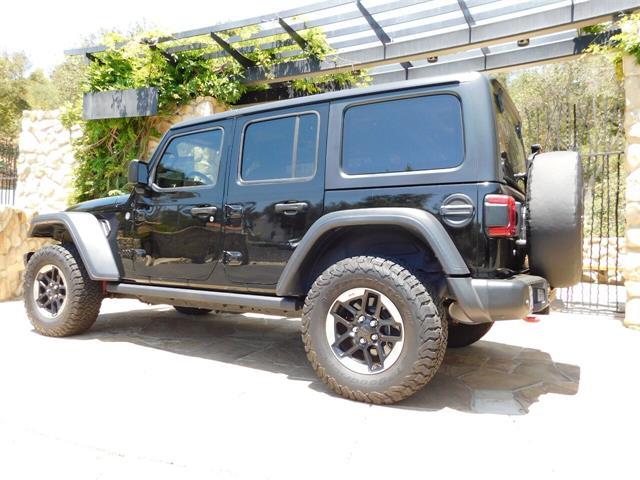 2018 Jeep Wrangler (CC-1508510) for sale in Santa Barbara, California