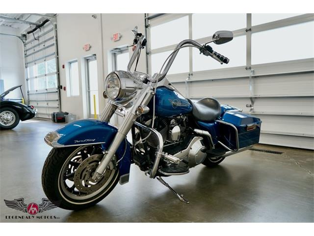 2005 Harley-Davidson Road King (CC-1508514) for sale in Rowley, Massachusetts