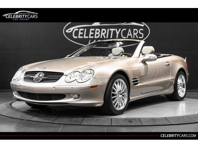 2003 Mercedes-Benz SL-Class (CC-1508523) for sale in Las Vegas, Nevada