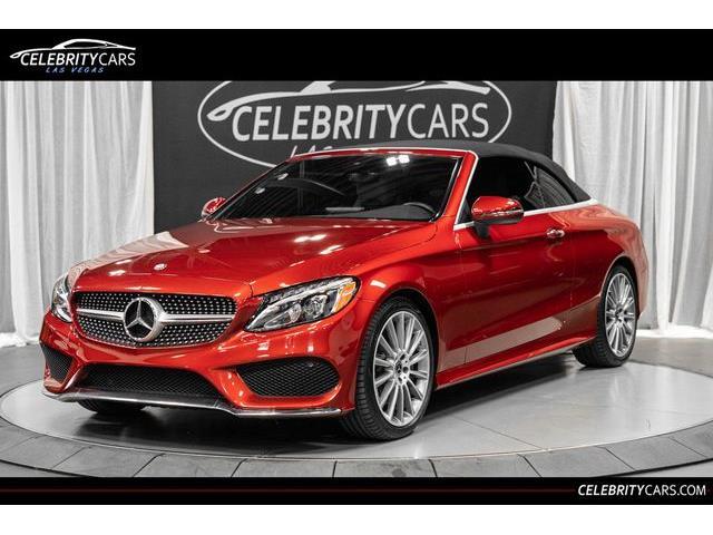 2017 Mercedes-Benz C-Class (CC-1508524) for sale in Las Vegas, Nevada