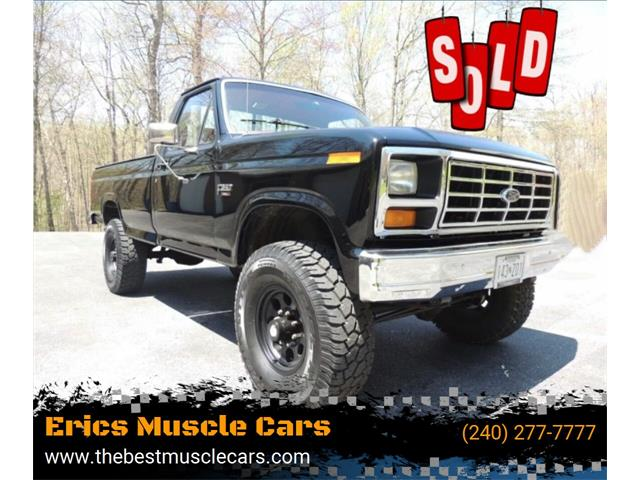1986 Ford F350 (CC-1508538) for sale in Clarksburg, Maryland