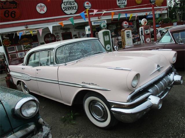 1957 Pontiac Chieftain (CC-1508541) for sale in Jackson, Michigan
