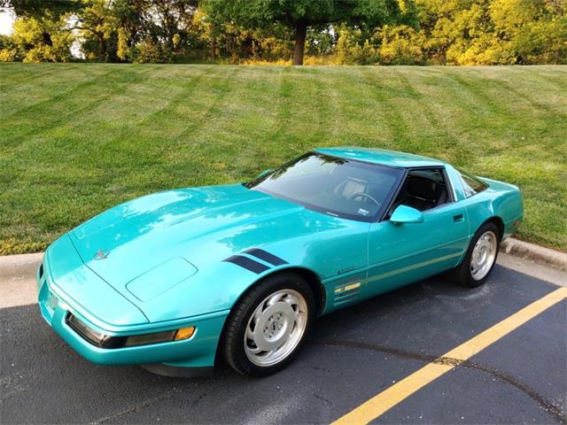 1991 Chevrolet Corvette (CC-1508564) for sale in N. Kansas City, Missouri