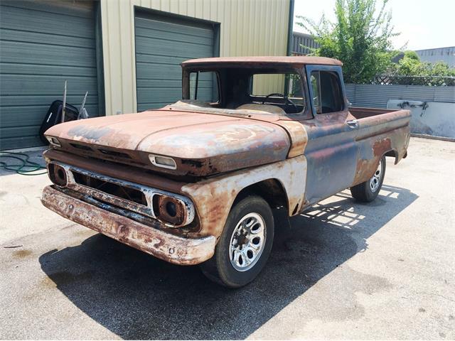 1962 Chevrolet C10 (CC-1508620) for sale in Huntsville, Alabama