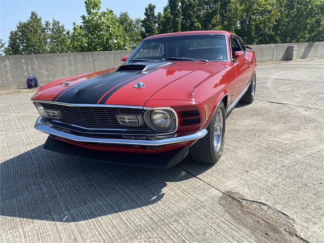 1970 Ford Mustang Mach 1 (CC-1508625) for sale in Branson, Missouri