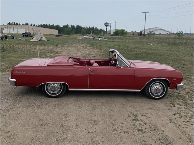1965 Chevrolet Chevelle Malibu SS (CC-1508627) for sale in Perham, Minnesota