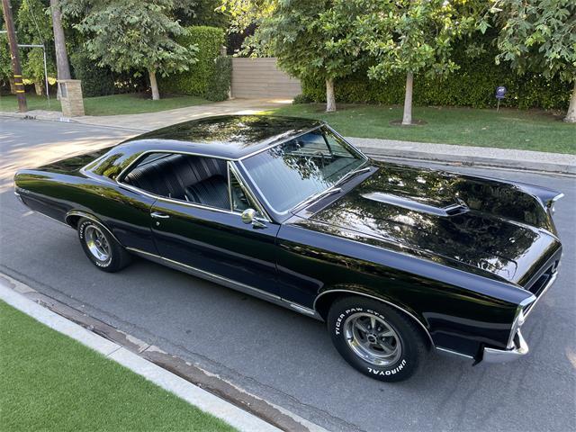1967 Pontiac GTO (CC-1508641) for sale in Los Angeles, California