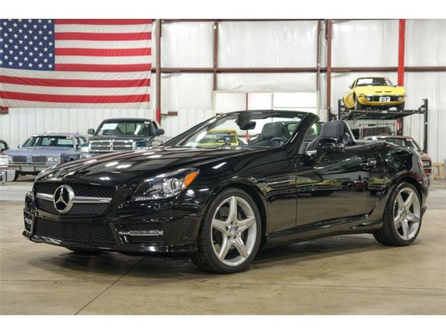 2013 Mercedes-Benz SLK250 (CC-1508670) for sale in Kentwood, Michigan