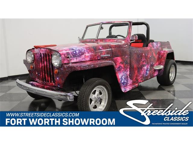 1948 Willys Jeepster (CC-1508672) for sale in Ft Worth, Texas