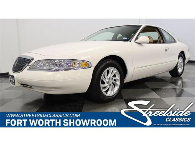 1998 Lincoln Mark V (CC-1508682) for sale in Ft Worth, Texas