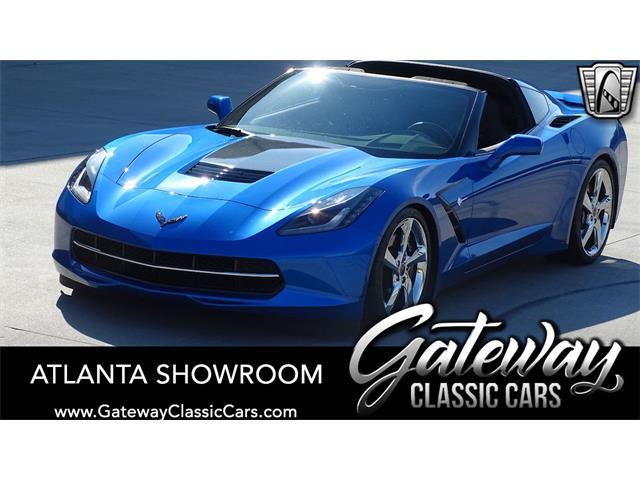 2014 Chevrolet Corvette (CC-1508684) for sale in O'Fallon, Illinois
