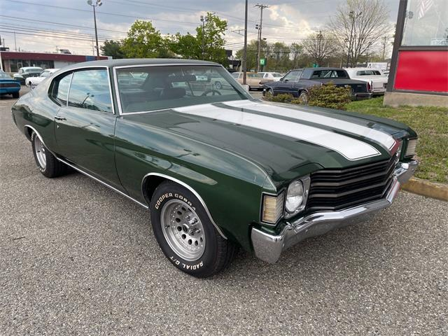 1971 Chevrolet Chevelle SS (CC-1508700) for sale in Stratford, New Jersey