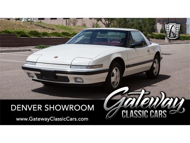 1990 Buick Reatta (CC-1508714) for sale in O'Fallon, Illinois
