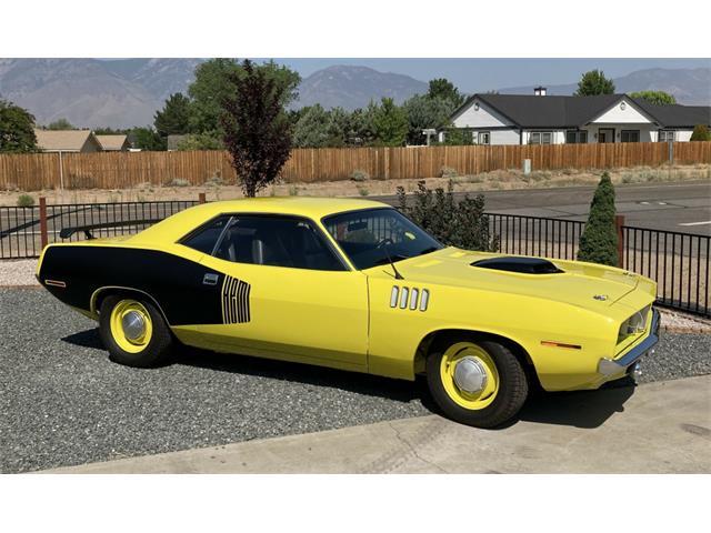 1971 Plymouth Cuda (CC-1508793) for sale in Reno, Nevada