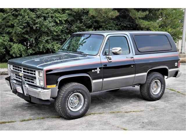 1988 Chevrolet Blazer (CC-1508795) for sale in Alsip, Illinois