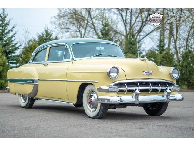 1954 Chevrolet Coupe (CC-1508798) for sale in Milford, Michigan