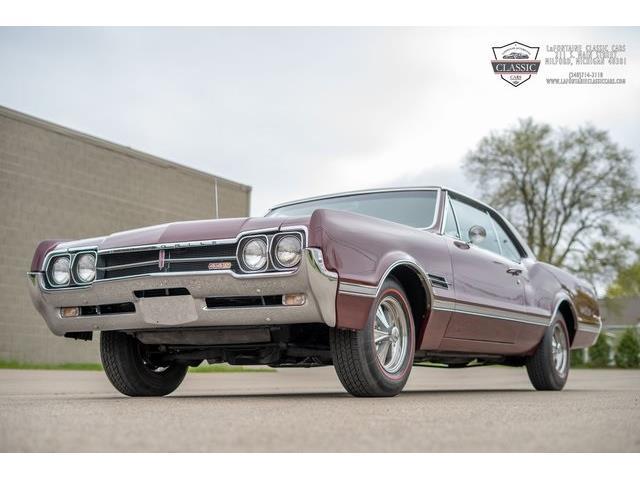 1966 Oldsmobile Cutlass (CC-1508808) for sale in Milford, Michigan