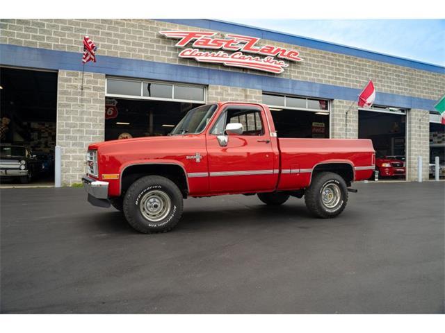 1987 Chevrolet Silverado (CC-1508815) for sale in St. Charles, Missouri