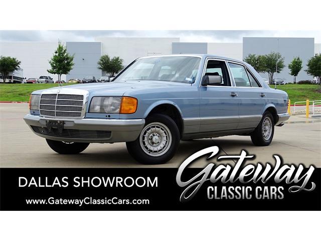 1985 Mercedes-Benz 280SE (CC-1508817) for sale in O'Fallon, Illinois
