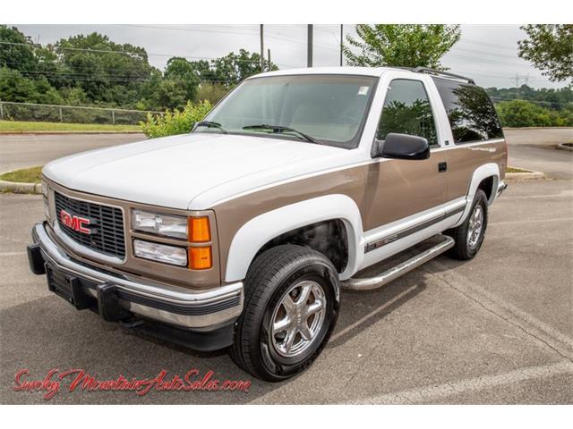 1994 GMC Yukon (CC-1508819) for sale in Lenoir City, Tennessee