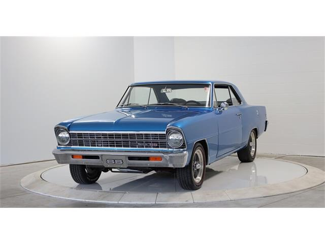 1967 Chevrolet Nova SS (CC-1508822) for sale in Springfield, Ohio
