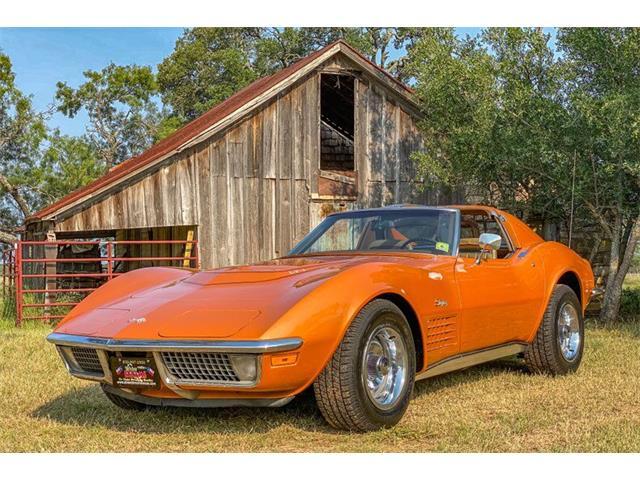 1971 Chevrolet Corvette (CC-1508829) for sale in Fredericksburg, Texas