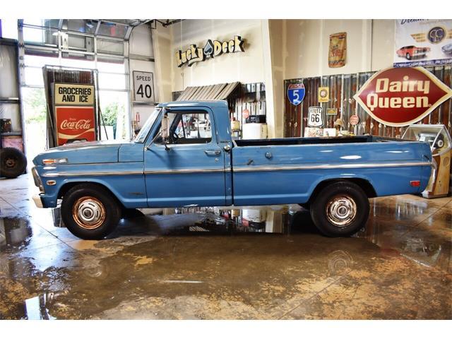 1968 Ford F250 (CC-1508831) for sale in Redmond, Oregon