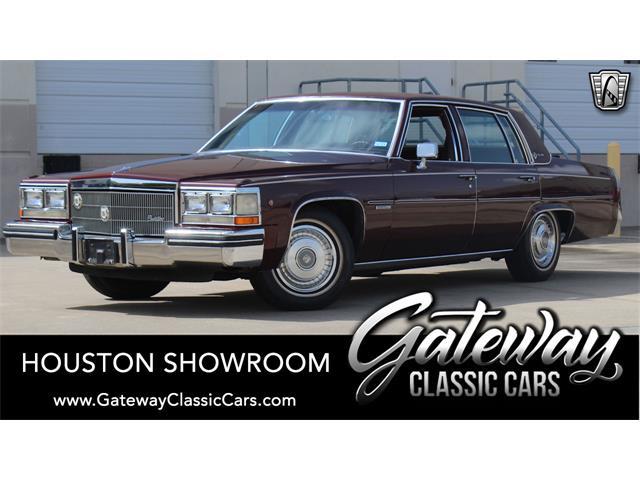 1983 Cadillac DeVille (CC-1508841) for sale in O'Fallon, Illinois