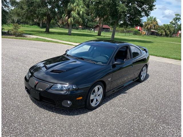 2005 Pontiac GTO (CC-1508863) for sale in Clearwater, Florida