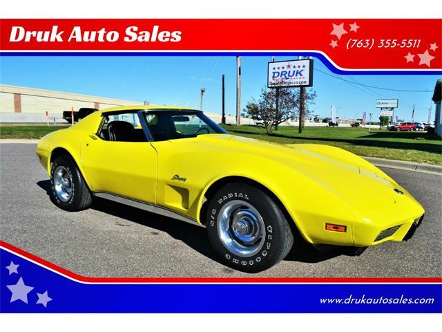 1975 Chevrolet Corvette (CC-1508881) for sale in Ramsey, Minnesota