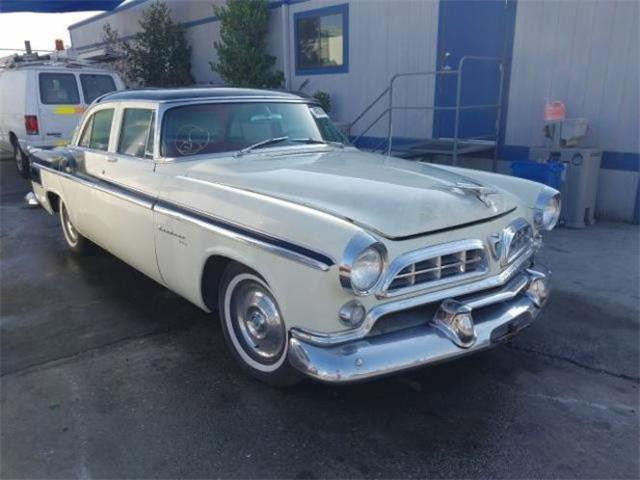 1955 Chrysler Windsor (CC-1508891) for sale in Cadillac, Michigan