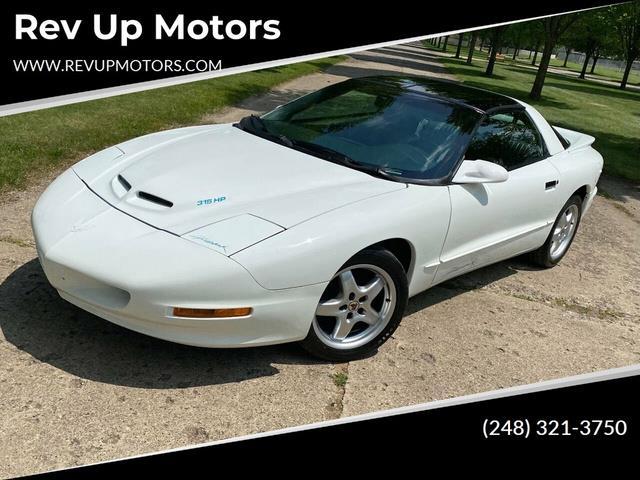 1995 Pontiac Firebird (CC-1508929) for sale in Shelby Township, Michigan