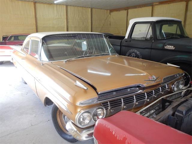 1959 Chevrolet Bel Air (CC-1508953) for sale in Celina, Ohio