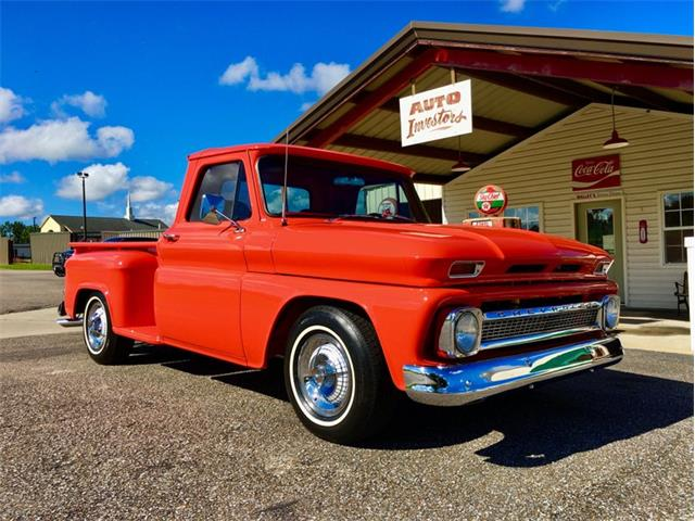 1966 Chevrolet C10 (CC-1508956) for sale in Dothan, Alabama