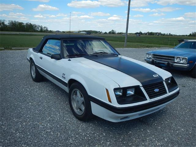 1984 Ford Mustang (CC-1508961) for sale in Celina, Ohio