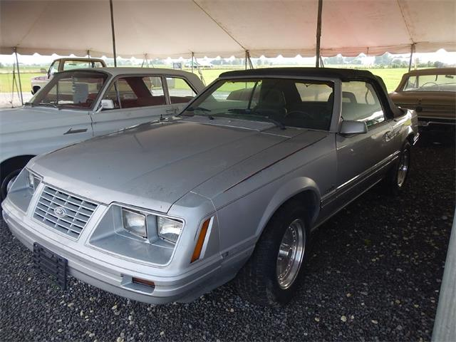 1984 Ford Mustang (CC-1508962) for sale in Celina, Ohio