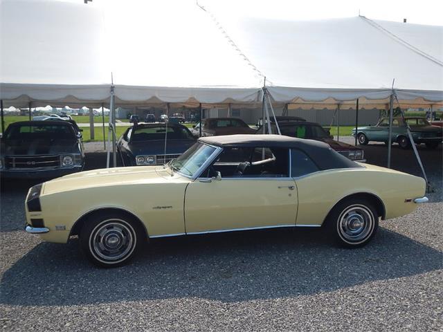 1968 Chevrolet Camaro (CC-1508966) for sale in Celina, Ohio