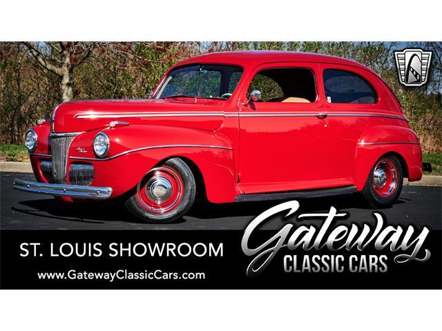 1941 Ford Super Deluxe (CC-1508982) for sale in O'Fallon, Illinois